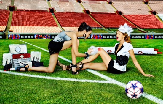 femeile si fotbalul